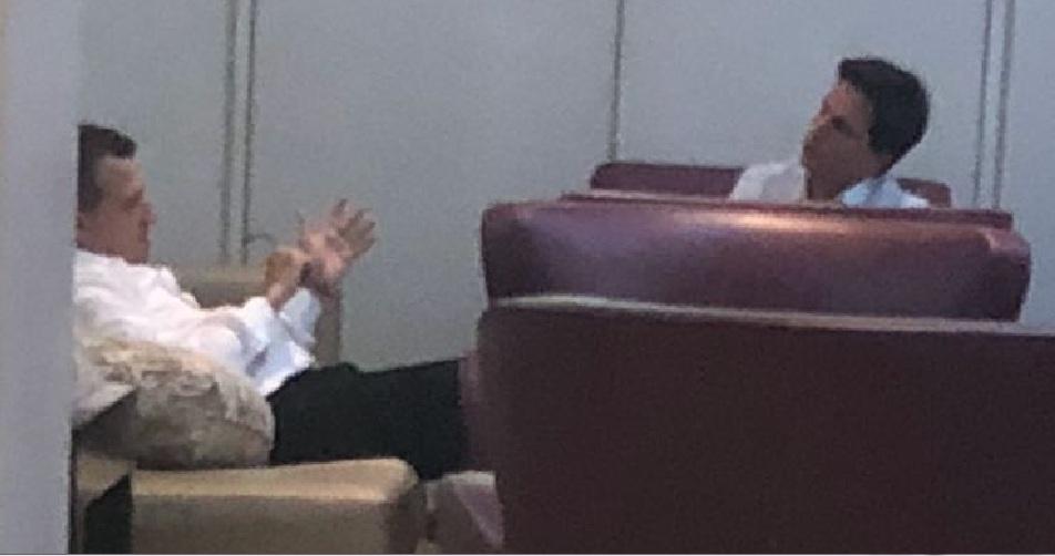 Photo of צפו: חשיפה בלעדית: כרמל שאמה הכהן בפגישה לילית עם ליעד אילני. מה הציע שאמה הכהן לאילני?