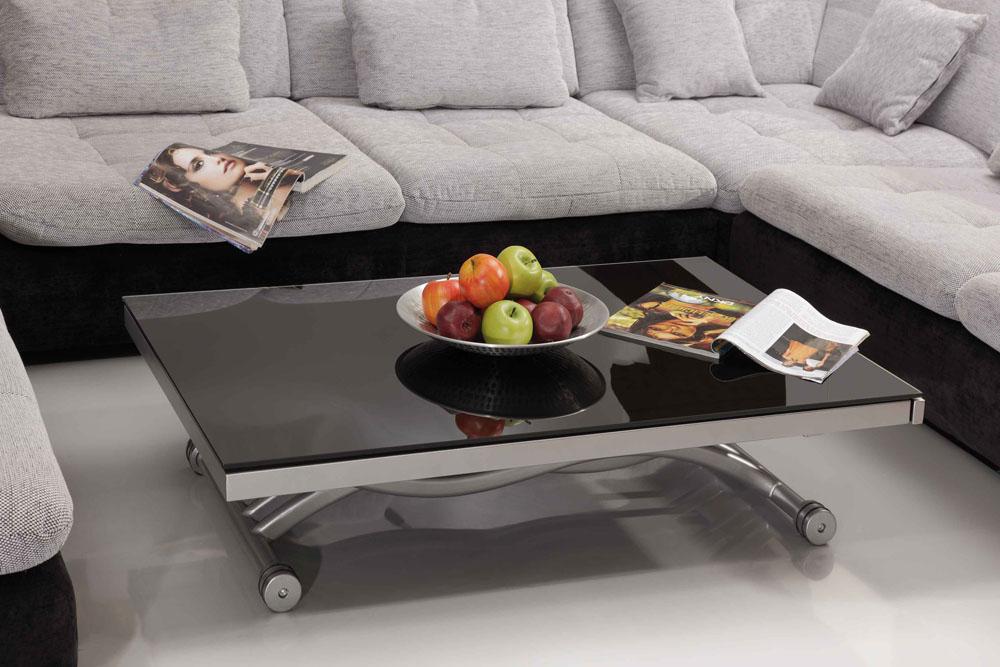 Photo of שולחן הקסם: שולחן הסלון המודרני שהופך ברגע לשולחן חדר אוכל וחדר ישיבות ברוח ההיי-טק