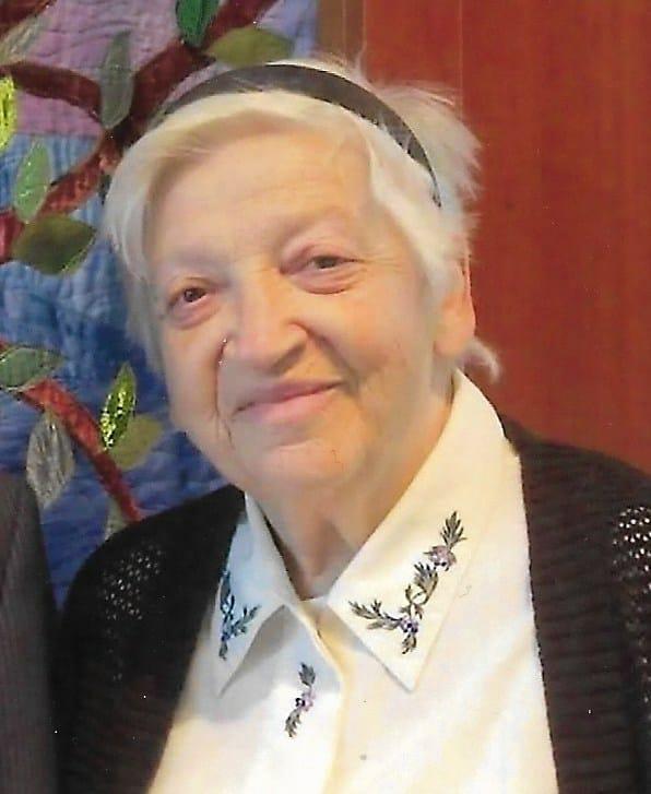 """Photo of רוזה שרמן ארבל בת ה-84, היא קורבן הקורונה ה-15 בישראל. נפטרה לפני זמן קצר ב""""שערי צדק"""""""