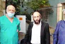 בריא ושמח. צילום דוברות בית חולים לניאדו