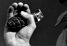 רימון יד. צילום אילוסטרציה פיקסביי