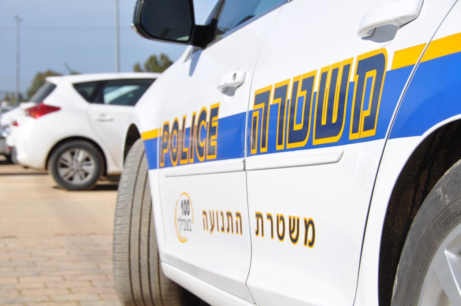 """Photo of עוד כשעה הלוויית האדמו""""ר יצחק רוזנבוים ברעננה. המשטרה סגרה צירי תנועה בעיר"""