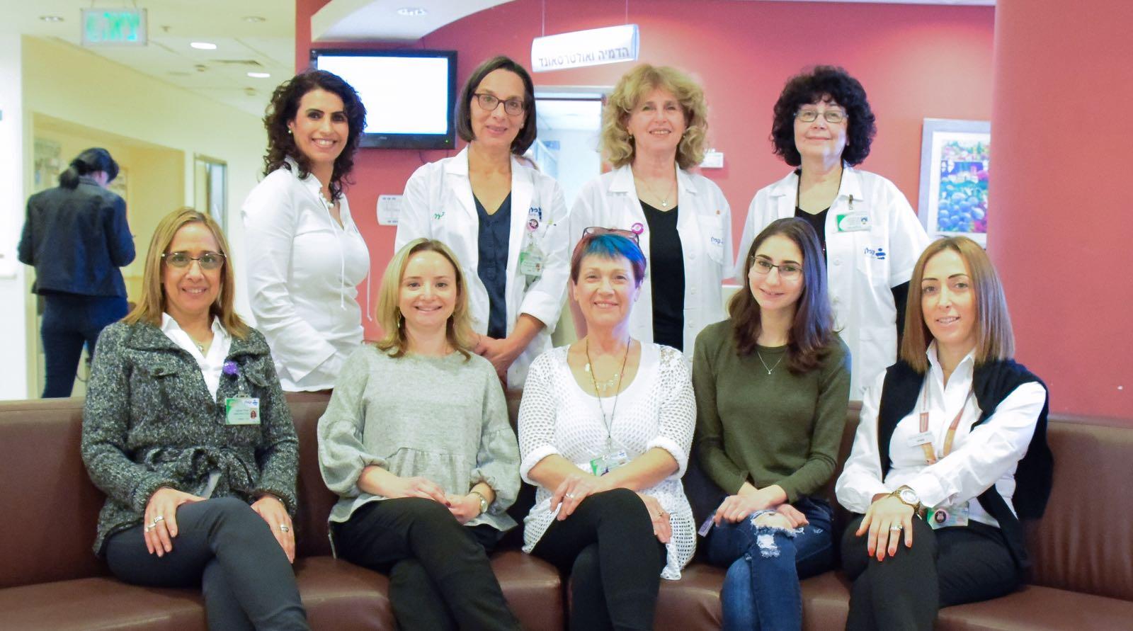 """Photo of לכבוד """"יום האישה"""": תכירו את הנשים המיוחדות, שמובילות את המרכז לבריאות השד ב""""קפלן"""""""