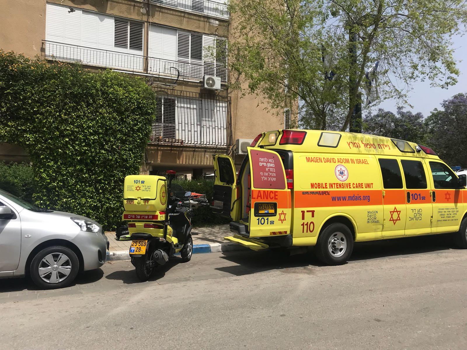 Photo of גבר נפצע במהלך ניסיון גניבת רכבו בנתניה