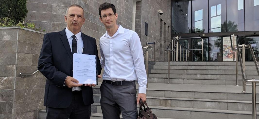 Photo of הישג ליובל לוי: בעקבות עתירה שלו נגד העירייה, בנוגע להצבעה הכפולה באישור החכרת שטח ליזם פרטי, העירייה עשויה לבטל את ההחלטה
