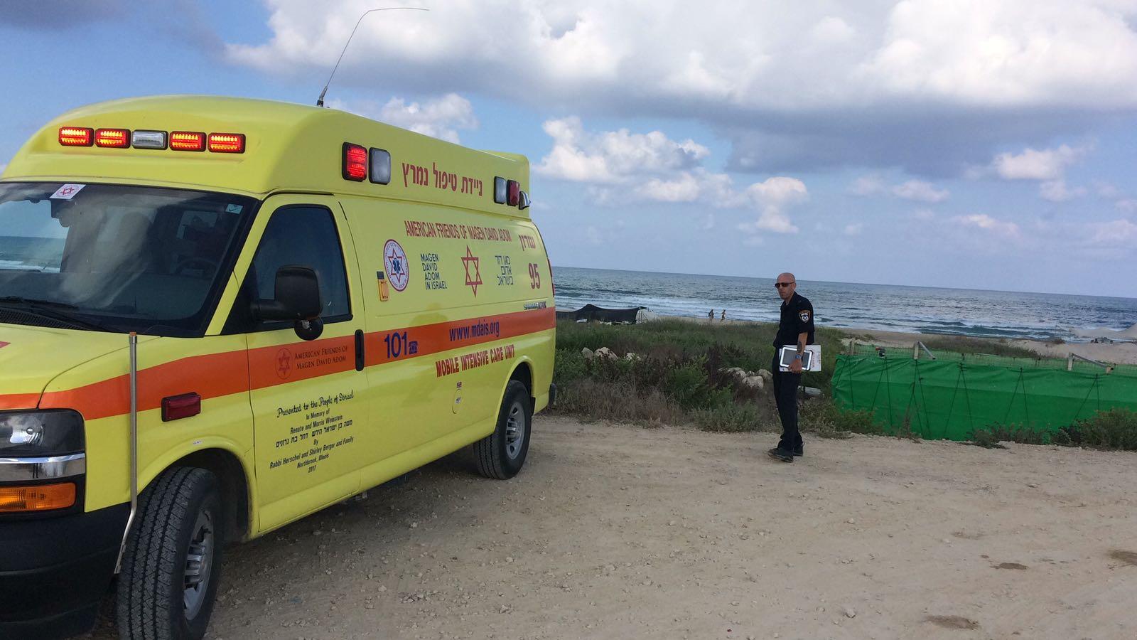 Photo of צפו: שוב טביעה בחוף לא מוכרז. צעיר בן 24 טבע למוות הבוקר בחוף הדרומי במעיין צבי