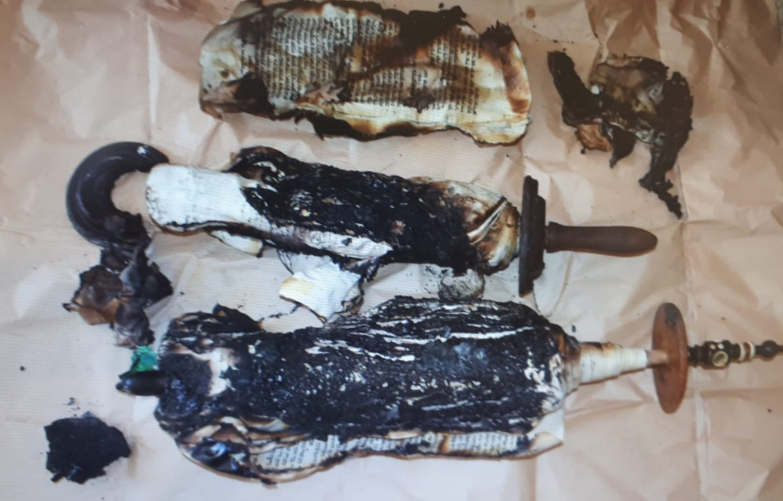 Photo of נתפס תושב חדרה ששרף אתמול ספרי תורה בבית כנסת בחדרה ליד החאן
