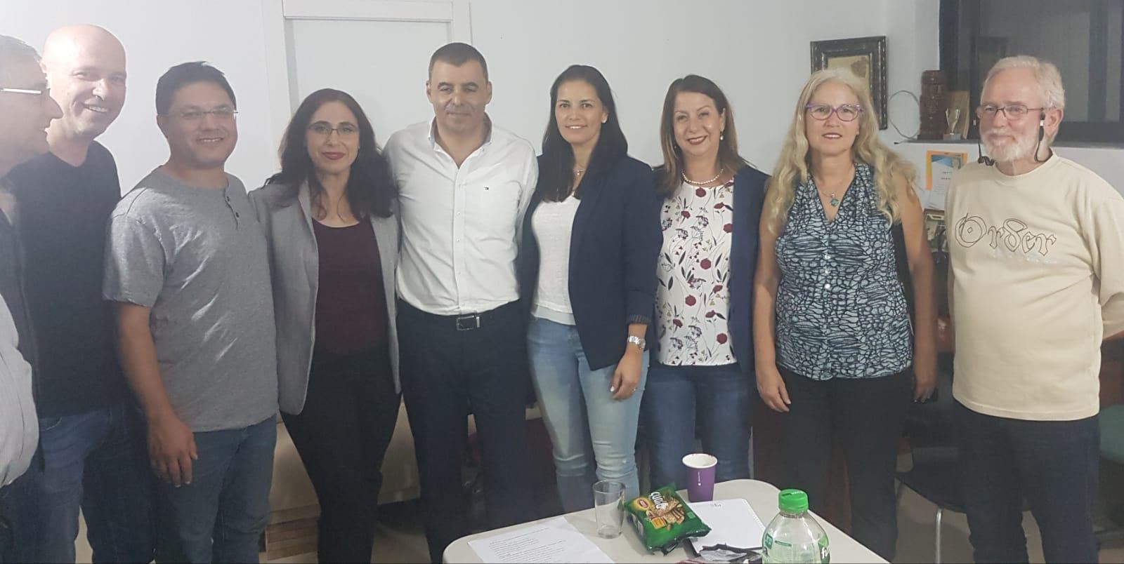 """Photo of מירית שקד ברק מכריזה: """"תומכת ברפי סער לראשות עיריית כפר סבא"""""""