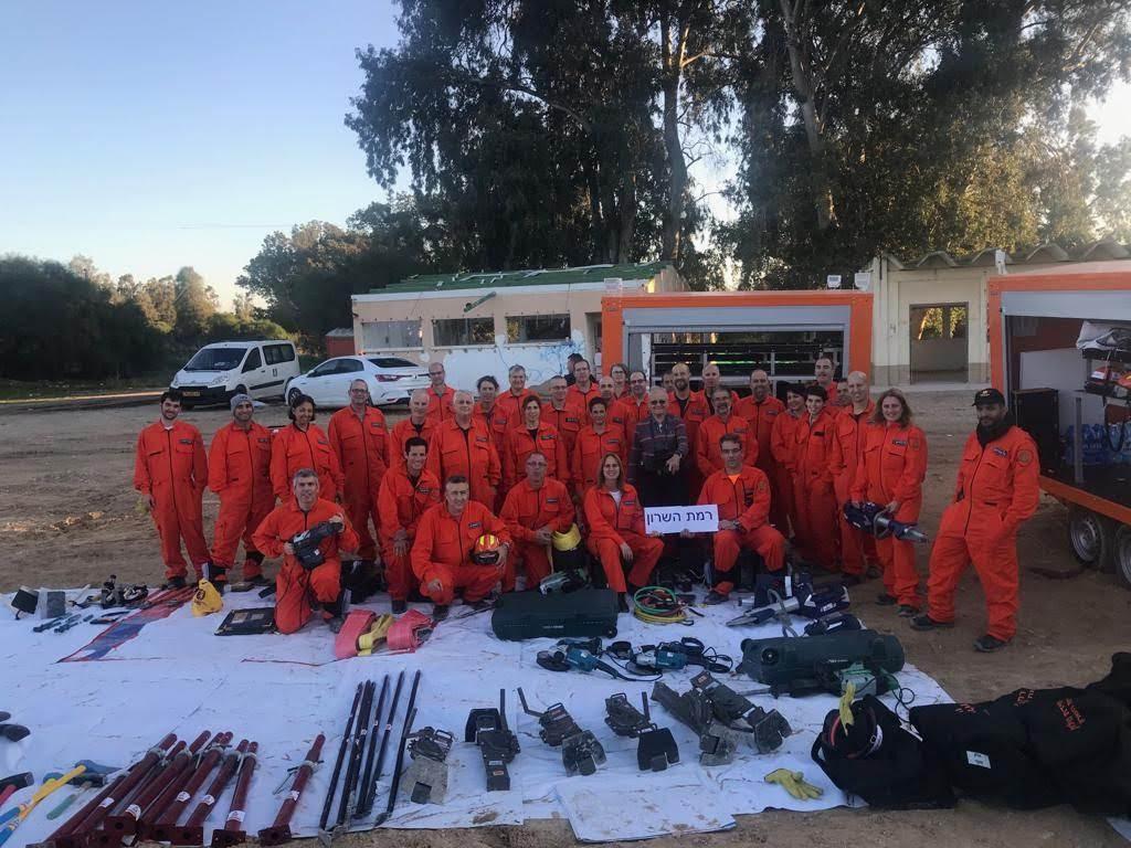 Photo of יחידת החילוץ, גרסת רמת השרון