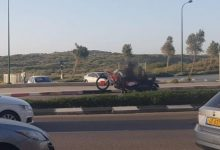Photo of צפו: בן 17 נתפס לאחר שנהג בפראות באופנוע שטח. לאחר מכן ניסה להתחזות לאחר מסיבה די ברורה: אין לו רישיון נהיגה
