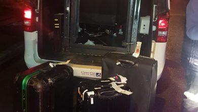 Photo of נהג מונית הביא ללכידתו של תושב נתניה שגנב מזוודות של משלחת רשמית מיפן, לאחר שזה ביקש לשלם על הנסיעה במטבע יפני