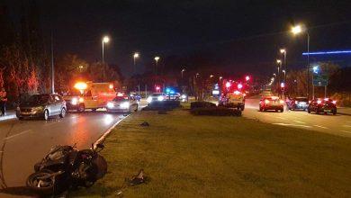 Photo of תאונה קטלנית הלילה בנתניה: רוכב אופנוע בן 45 נהרג בתאונה בדרך דגניה בעיר