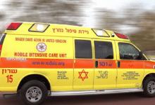 "Photo of תאונה קשה בכפ""ס: הולכת רגל בת 70 במצב קשה לאחר שאוטובוס פגע בה ברחוב ויצמן בעיר"