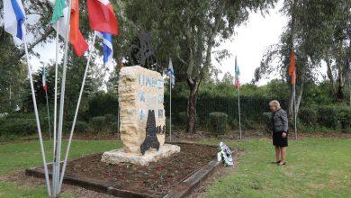 Photo of נתניה זוכרת את חסיד אומות העולם ג'ינו ברטלי