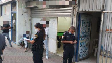 Photo of פשיטה של המשטרה על בתי עסק בחדרה. 3 נסגרו בשל מכירה לא חוקית של אלכוהול