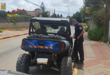 "Photo of מבצע אכיפה מיוחד של המשטרה בסופ""ש נגד טרקטורונים ורכבי שטח משתוללים באזור פרדס חנה והחופים"