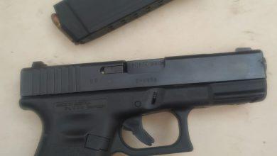 Photo of בעקבות מידע מודיעיני, נעצר תושב חדרה בן 53 שבביתו נמצא נשק לא חוקי ותחמושת רבה