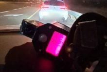 "Photo of נהג חדש בן 19 תושב אום אל פאחם נתפס במהירות חריגה של 197 קמ""ש ע""י שוטרי אגף התנועה"