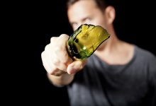Photo of תושב חיפה שדד גבר אחר בחיפה, לאחר שניפץ קודם על ראשו בקבוק זכוכית