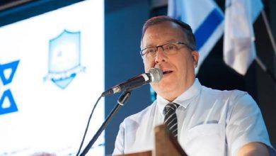 Photo of ראש עיריית קריית ביאליק אלי דוקורסקי מונה ליו״ר קרן שלם