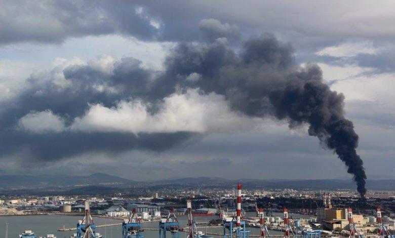 "Photo of בעקבות השריפה הגדולה שנגרמה בשל רשלנות בבז""ן ב-2016: החברה תקנס ב-1.2 מיליון שקל וגם מנהליה נקנסו אישית"