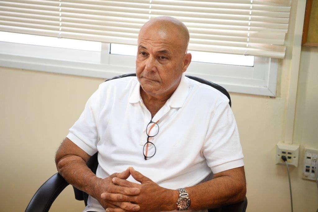 מזרחי. האם העובדים מתקוממים נגד ראשי הוועד וההסתדרות בחיפה? צילום פייסבוק משה מזרחי