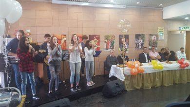 Photo of אירוע הרמת כוסית לחנוכה בעיריית נשר