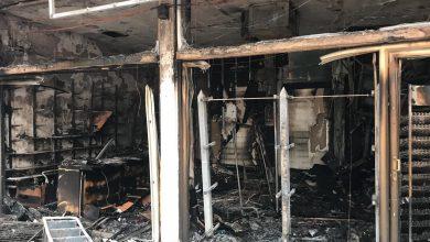 Photo of חשד להצתה הלילה של בית עסק בגעתון נהריה. חשד: ניסיון סחיטה