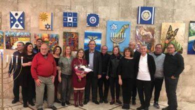 Photo of האומנים של טטה יצאו בתערוכה
