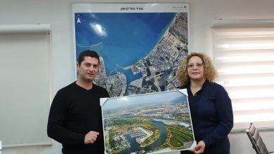 Photo of עיריית נשר ורשות נחל הקישון יפעלו להקמת פארק עירוני לרווחת הציבור