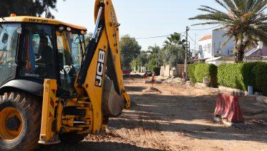 Photo of עבודות תשתית בנווה אברהם