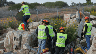 Photo of צוות חילוץ והצלה נוסף בחיפה