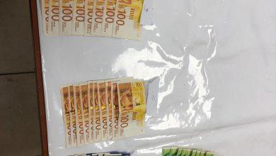 Photo of המשטרה עצרה שני גברים שסחרו בסמים במוניות בין חיפה לקריות