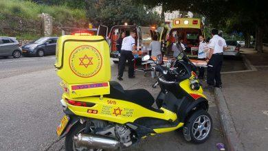 Photo of הולכת רגל כבת 4 נפגעה מרכב בחיפה ונפצעה באורח בינוני