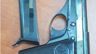 Photo of לאחר מעקב ומרדף, נעצר תושב עכו שחטף את נשקו של עובד עיריית קריית מוצקין אתמול בבוקר