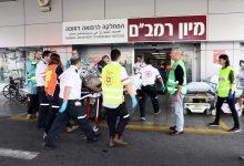 """Photo of תושב חיפה נעצר לאחר שאיים על הרופא שטיפל בו ברמב""""ם. הסיבה: הרופא רצה להתלונן במשטרה לאחר ששמע שהמטופל איים על בת זוגו"""