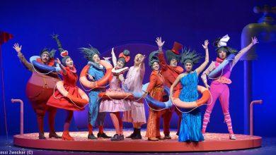 """Photo of """"האיש והתיבה"""" היא ההצגה הזוכה ו""""קבורקה"""" הוא מופע תיאטרון הרחוב הזוכה בפסטיבל חיפה הבינלאומי ה-29 להצגות ילדים"""