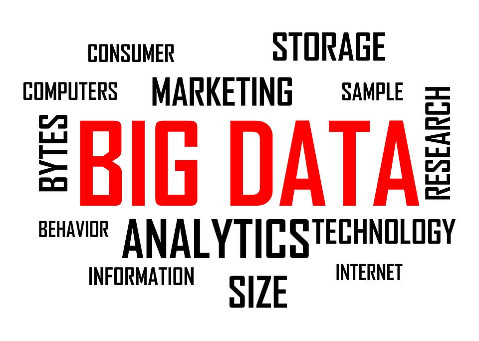 ה-BIG DATA. התוכנית היוקרתית, שמשלבת את עולמות התוכן של החוגים למדעי המחשב, מערכות מידע וסטטיסטיקה, מיועדת למצטיינים ומצטיינות ומעניקה מגוון מלגות הצטיינות. צילום פיקסביי
