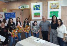 Photo of רוטרי ועיריית נשר מציגים: תערוכת ציורי ילדים
