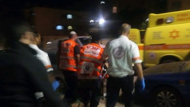 Photo of חשד לניסיון חיסול הערב בעפולה. צעיר בן 25 נורה ונפצע קשה ברח' הרוגי מלכות