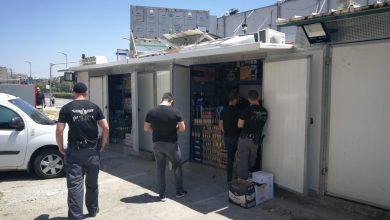 Photo of מבצע אכיפה משולב נגד בתי עסק לממכר מזון באזור הקריות