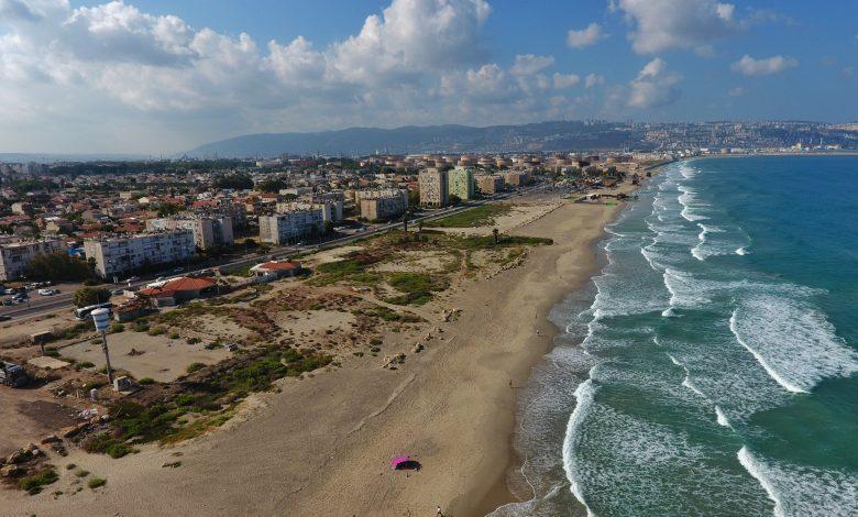 """Photo of היסטוריה בקריית חיים – חוף """"כאן"""" חוזר לתושבים"""