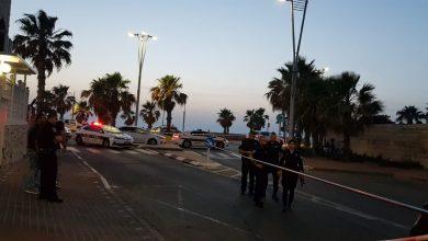 Photo of חיסול בעכו:  גבר כבן 40 נורה למוות בזמן שישב במסעדה ברחוב העצמאות. סריקות אחר המחסלים