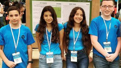 Photo of תלמידי קרית אתא ממציאים פטנטים