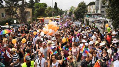 Photo of מסלול מצעד הגאווה בחיפה מחר. כל הצירים והרחובות שייסגרו