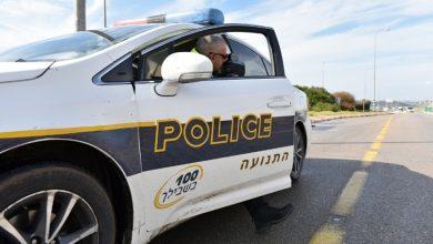 Photo of לתשומת לב הנהגים: מהיום ועד יום חמישי עבודות תשתית בכביש 22