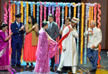 """Photo of בוליווד על הבמה: ההצגה""""סאנגם"""" המבוססת על הקלאסיקה ההודית שוברת הקופות מגיעה לחיפה החודש"""