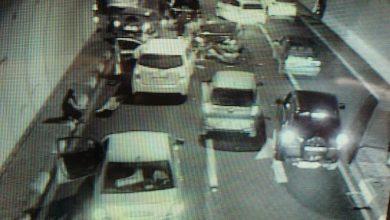 Photo of תאונה עם מעורבות מספר כלי רכב במנהרות הכרמל.  המנהרות נסגרו לתנועה בשעה זאת