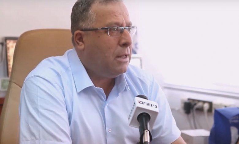 אלי דוקורסקי. ראש עיריית קריית ביאליק