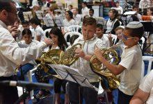 "Photo of קונצרט סיום של פרויקט ""בית ספר מנגן""  בקרית אתא"